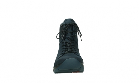 wolky lace up boots 03026 ambient 11801 blue nubuck_7