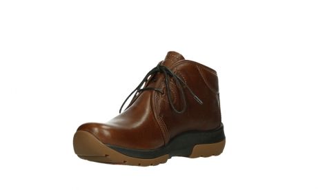 wolky lace up boots 03027 dub cw 24430 cognac leather_10