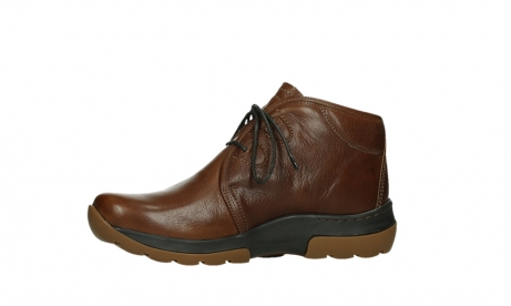 wolky lace up boots 03027 dub cw 24430 cognac leather_12