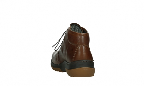 wolky lace up boots 03027 dub cw 24430 cognac leather_18