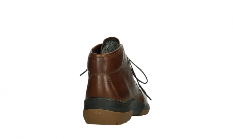 wolky lace up boots 03027 dub cw 24430 cognac leather_20