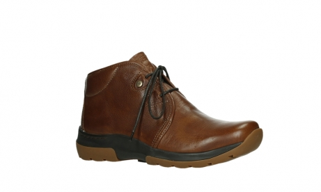 wolky lace up boots 03027 dub cw 24430 cognac leather_3