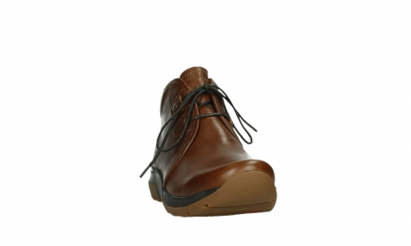 wolky lace up boots 03027 dub cw 24430 cognac leather_6