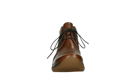 wolky lace up boots 03027 dub cw 24430 cognac leather_7