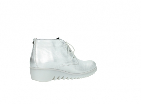 wolky lace up boots 03810 dusky 30130 silver leather_11