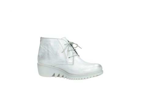 wolky lace up boots 03810 dusky 30130 silver leather_15