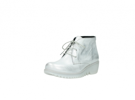 wolky lace up boots 03810 dusky 30130 silver leather_22