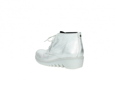 wolky lace up boots 03810 dusky 30130 silver leather_4