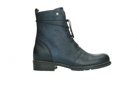 wolky ankle boots 04444 murray xw 25800 metallic blue leather_1