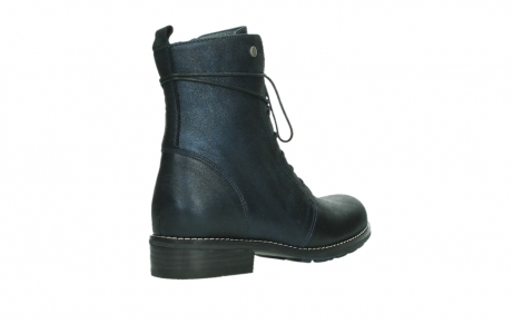 wolky ankle boots 04444 murray xw 25800 metallic blue leather_22