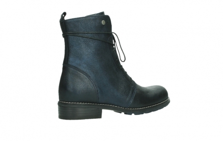 wolky ankle boots 04444 murray xw 25800 metallic blue leather_23