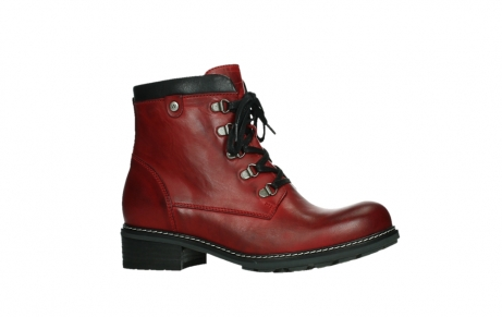 wolky ankle boots 04475 ronda 30505 dark red leather_2