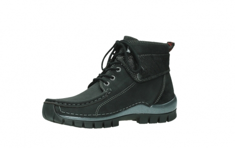 wolky lace up boots 04725 jump winter 14000 black palmmetal suede_11