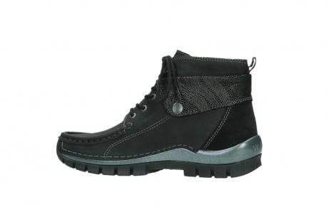 wolky lace up boots 04725 jump winter 14000 black palmmetal suede_14