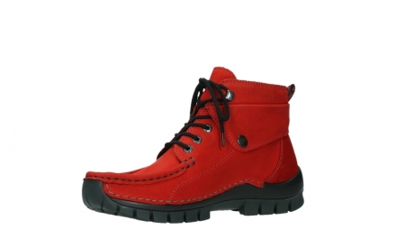 wolky lace up boots 04725 jump winter 16505 dark red nubuck_11