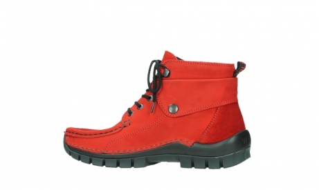 wolky lace up boots 04725 jump winter 16505 dark red nubuck_14