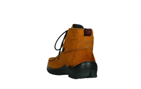 wolky lace up boots 04725 jump winter 16920 ocher nubuck_17