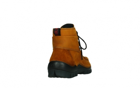 wolky lace up boots 04725 jump winter 16920 ocher nubuck_20
