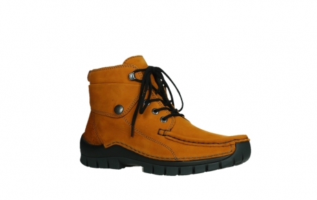 wolky lace up boots 04725 jump winter 16920 ocher nubuck_3