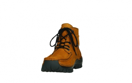 wolky lace up boots 04725 jump winter 16920 ocher nubuck_8