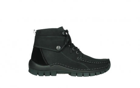 wolky lace up boots 04725 jump 50000 black oiled nubuck_1