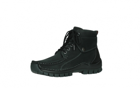 wolky lace up boots 04725 jump 50000 black oiled nubuck_11