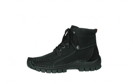 wolky lace up boots 04725 jump 50000 black oiled nubuck_12