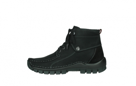 wolky lace up boots 04725 jump 50000 black oiled nubuck_13