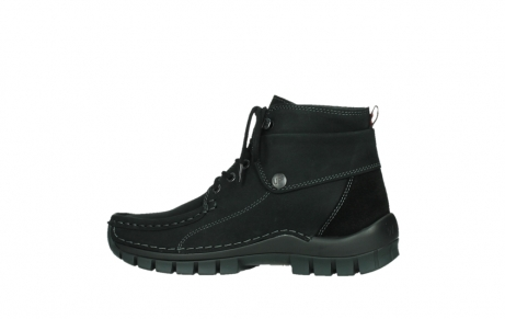 wolky lace up boots 04725 jump 50000 black oiled nubuck_14