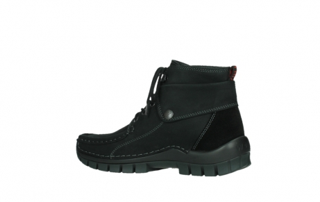 wolky lace up boots 04725 jump 50000 black oiled nubuck_15