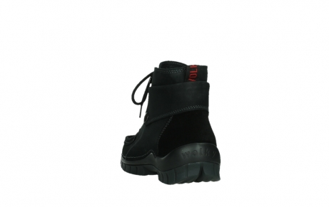 wolky lace up boots 04725 jump 50000 black oiled nubuck_18