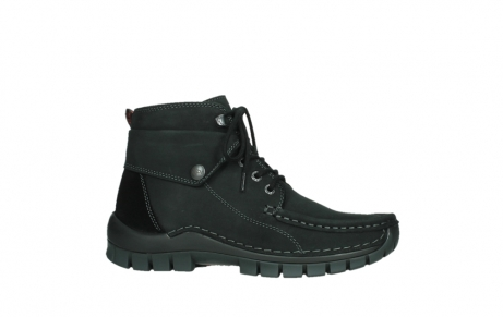 wolky lace up boots 04725 jump 50000 black oiled nubuck_2