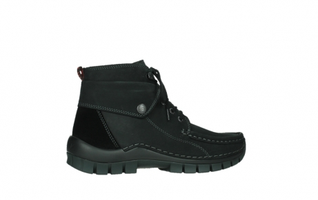 wolky lace up boots 04725 jump 50000 black oiled nubuck_24