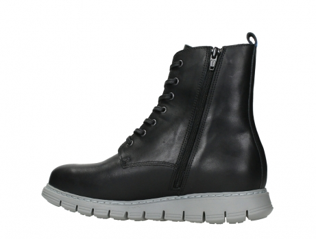 wolky lace up boots 05027 starlight 30000 black leather_14