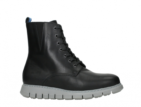 wolky lace up boots 05027 starlight 30000 black leather_2