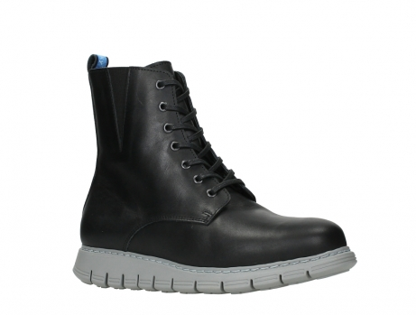 wolky lace up boots 05027 starlight 30000 black leather_3