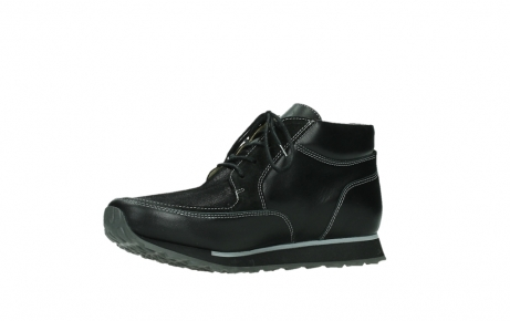 wolky lace up boots 05802 e boot 20009 black stretch leather_11