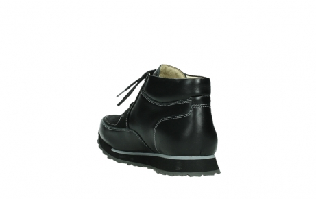 wolky lace up boots 05802 e boot 20009 black stretch leather_17