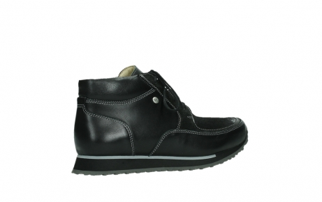 wolky lace up boots 05802 e boot 20009 black stretch leather_23