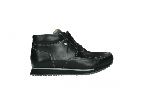 wolky lace up boots 05802 e boot 20009 black stretch leather_24