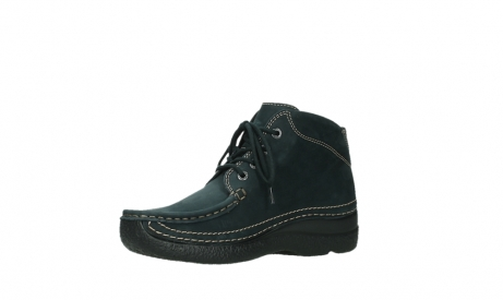 wolky lace up boots 06242 roll shoot 16800 blue nubuck_11