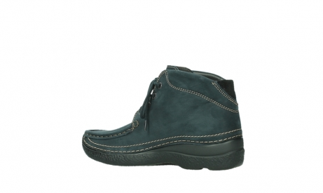 wolky lace up boots 06242 roll shoot 16800 blue nubuck_15