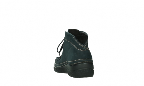 wolky lace up boots 06242 roll shoot 16800 blue nubuck_18