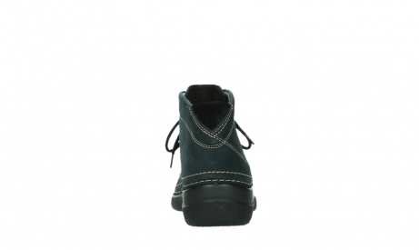 wolky lace up boots 06242 roll shoot 16800 blue nubuck_19