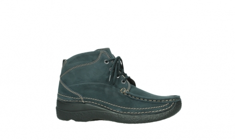 wolky lace up boots 06242 roll shoot 16800 blue nubuck_2