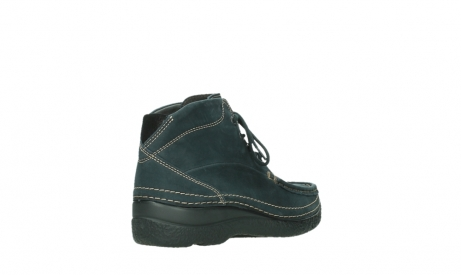 wolky lace up boots 06242 roll shoot 16800 blue nubuck_22