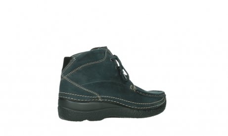 wolky lace up boots 06242 roll shoot 16800 blue nubuck_23