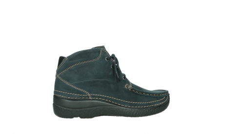 wolky lace up boots 06242 roll shoot 16800 blue nubuck_24