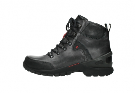 wolky lace up boots 06500 city tracker 30210 anthracite leather_1