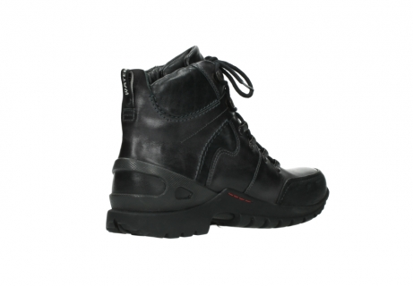 wolky lace up boots 06500 city tracker 30210 anthracite leather_10